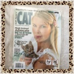 Collectible Edition Cat Fancy Magazine July 2014 ~ 8 Ways to Help Shelter Animals (Japanese Bob Tail & Snowshoe)