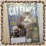 Cat Fancy Magazine December 2008 ~ Simple Tips to Live With A Deaf Cat (Norwegian Forest Cat & Chausie)