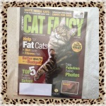Cat Fancy Magazine January 2009 ~ Help for Fat Cats (Maine Coon & Bengal)