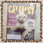 Cat Fancy Magazine April 2009 ~ Kittens! All You Need To Get Started (Tonkinese & Chartreux )