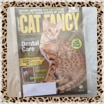 Cat Fancy Magazine February 2009 ~ Complete Dental Care Guide (Ocicat & Snowshoe)