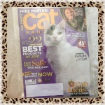 Cat Fancy Magazine December 2010 ~ Keep Kitty Safe This Holiday (Turkish Van & Turkish Angora)