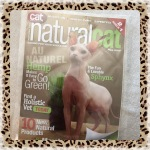 Cat Fancy Magazine October 2010 ~ Professional Grooming Secrets (Bombay & Sphynx) Natural Cat Issue Fall 2010 - Two Issues In One