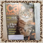 Cat Fancy Magazine May 2011 ~ Keep Your Cat Flea Free (Siberian & Chartreux)